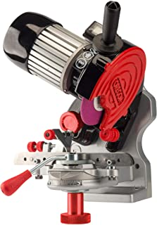 Oregon 410-230 Semi-Professional 230volt Grinder Sharpener Without Hydraulic Clamping Assistance for All Chainsaw Chains, ...