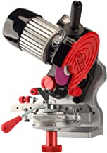 Oregon 410-120 120V Bench/Wall Mounted Saw Chain Grinder, Professional Sharpener for Chainsaw Chains, Sharpens Oregon, Sti...
