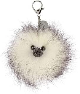 Jellycat Pom Pom Fur Ball Bag Charm Keychain