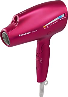 Panasonic EH-NA98RP605 Premium Hair Dryer with nanoe and Double Mineral, Pink