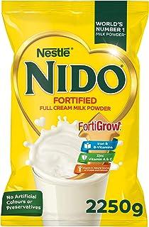 Nestlé Nido Fortified Milk Powder, 2.25 kg