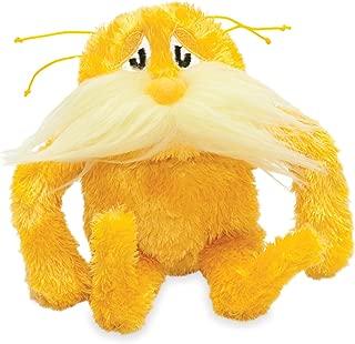 Manhattan Toy Dr. Seuss The Lorax Soft Stuffed Animal Toy