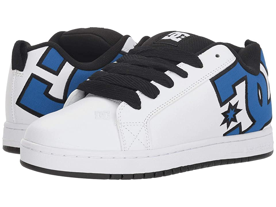 DC Court Graffik SE (Blue/White/Black) Men