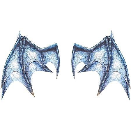 1/12 PEPATAMAシリーズ ペーパーエフェクト 翼A ドラゴンウィング ブルー
