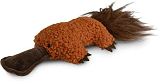 Our Pets 1400013857 OPB Snagable Platypus Cat Kicker, Brown