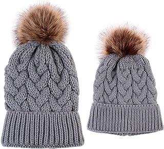 EBTOYS HAT ガールズ US サイズ: Medium カラー: グレー