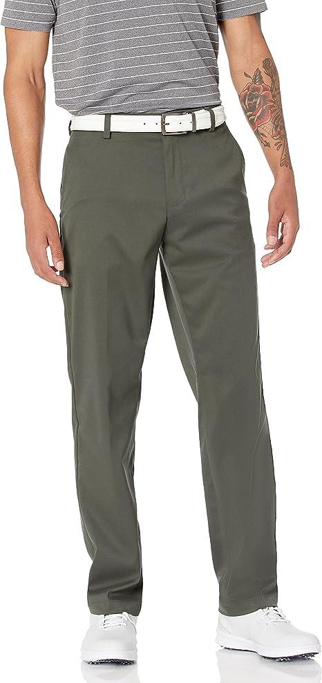 Size 33W x 29L Black Essentials Men/'s Standard Classic-Fit Stretch Golf