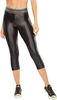 Koral Activewear Women's Lustrous High Rise Capri Leggings