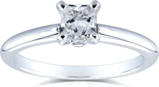 Best half carat diamond solitaire engagement ring Reviews