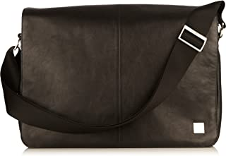 Luggage Knomo Brompton Bungo Messenger Bag, Black