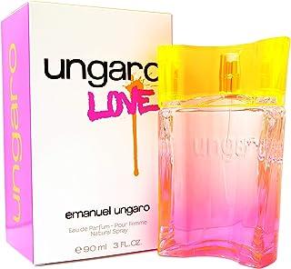 Emanuel Ungaro Love Eau de Parfum Pour Femme Spray for Her, 90 ml