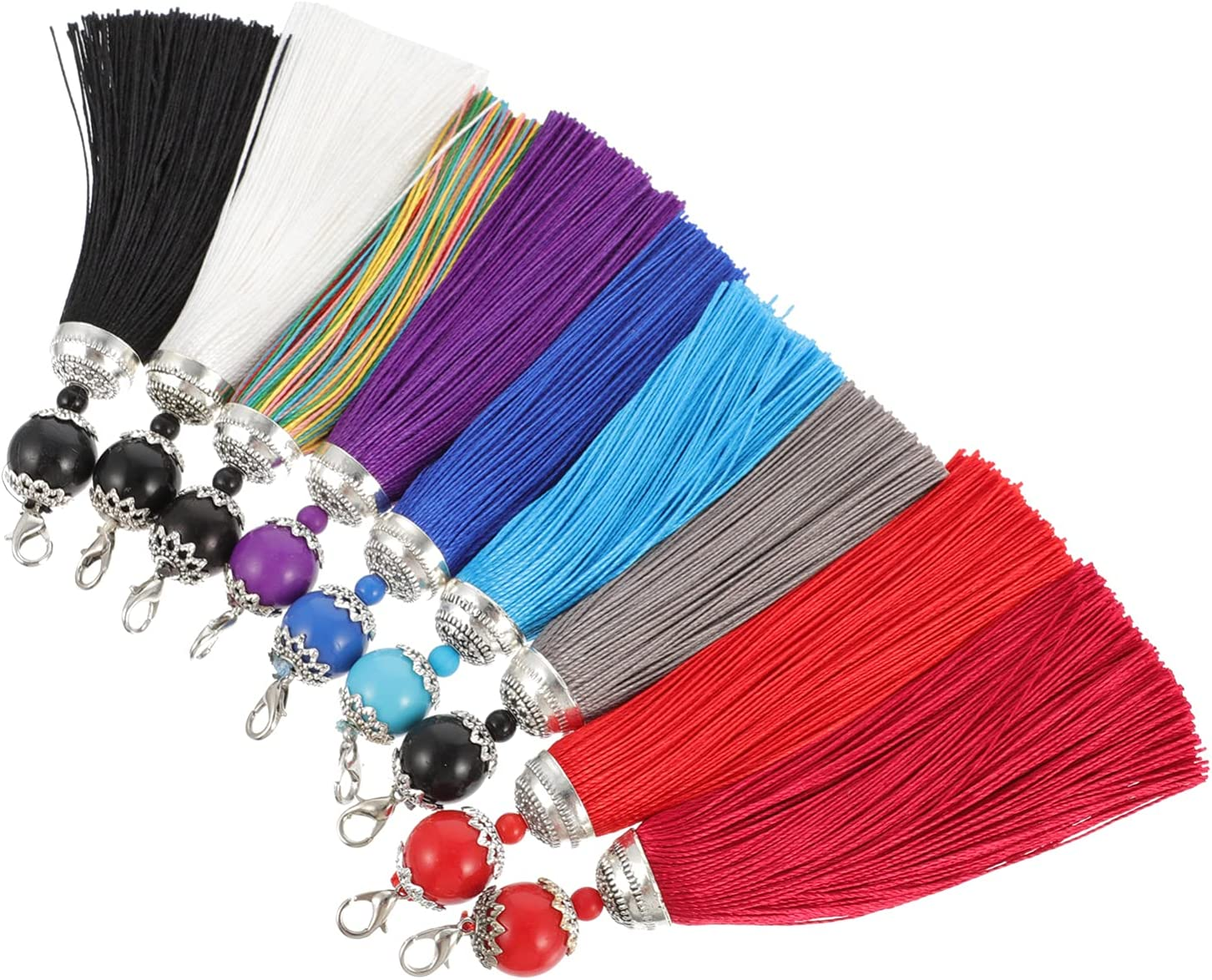 EXCEART Tassels for Jewelry Ranking TOP10 Charms Making Keychain Mini Max 53% OFF
