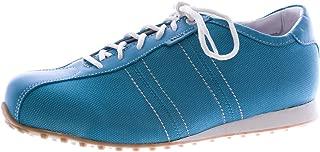 Golf Women Fresh Leather Golf Shoes Algier Blue