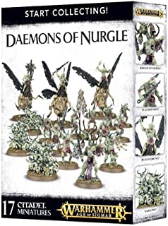 Start Collecting Daemons of Nurgle - Warhammer Age of Sigmar