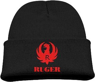 ニットキャップニット帽Rugerガントレンディソフトボーイズ/ガールズ