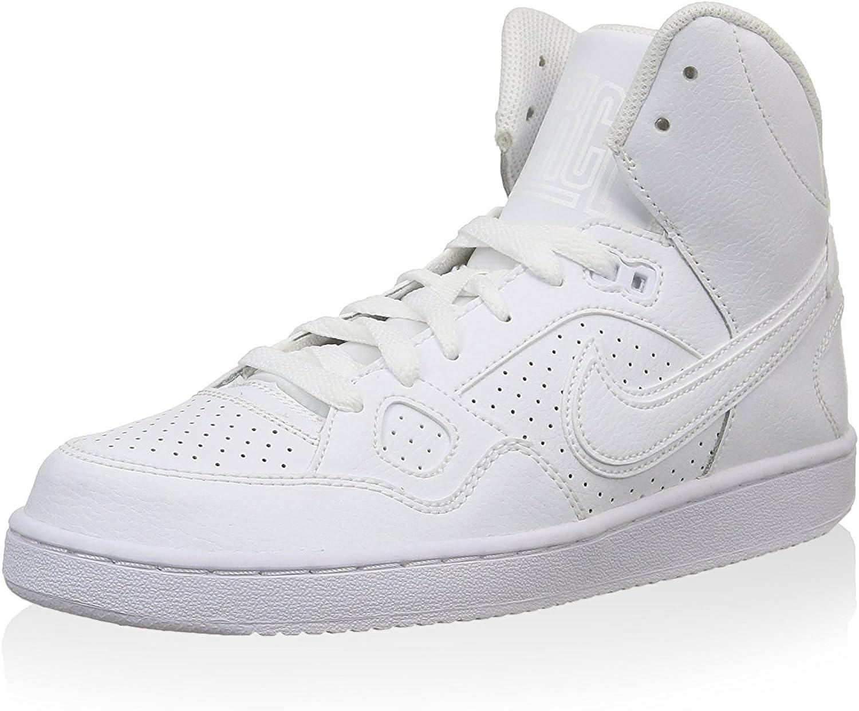Vacilar Acusación Realista  Amazon.com: Nike Son of Force Mid (Kids), Weiß, 8.5: Shoes
