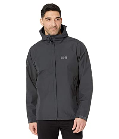 Mountain Hardwear Exposure/2 GORE-TEX(r) Paclite Jacket (Dark Storm) Men