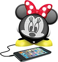 Minnie Mouse Rechargeable Character Speaker, DM-M662