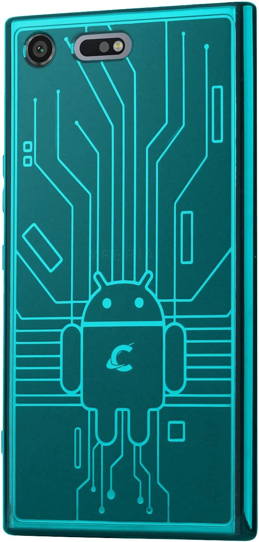 Cruzerlite Cell Phone Case for Sony Xperia XZ Premium - Teal