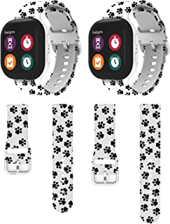 Compatible for Gizmo Watch Band Replacement,20mm Watch Bands for Gizmo Watch Band for Kids