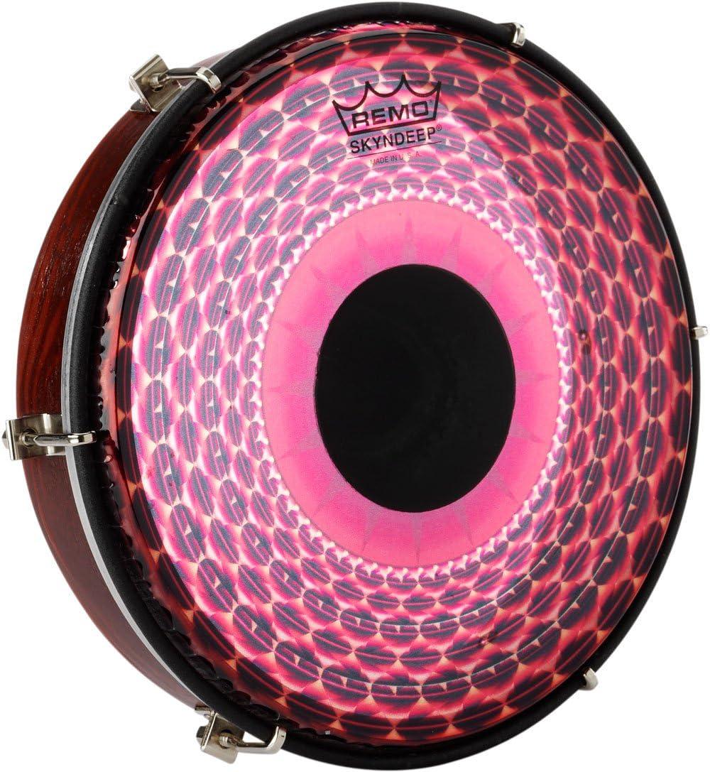 ☆新作入荷☆新品 正規品送料無料 Remo Tablatone Frame Drum Tunable SKYNDEEP Drumh Clear Tone P3