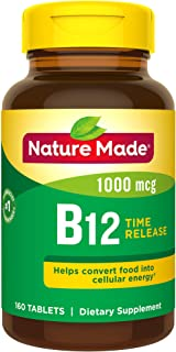 Best b12 nature made Reviews
