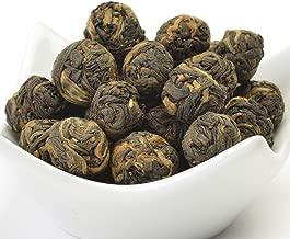 Teavivre Fengqing Dragon Pearl Black Tea Loose Leaf Chinese Black Tea - 3.5oz / 100g