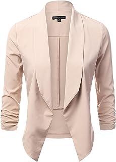 62b41a950 Amazon.com: Beige - Casual / Blazers: Clothing, Shoes & Jewelry