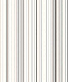Grandeco UN4001 Unplugged Pattern Line Wallpaper, Multi-Colour, 10.05 x 0.53 m