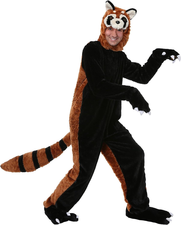 precios al por mayor Adult Adult Adult rojo Panda X-Large  de moda