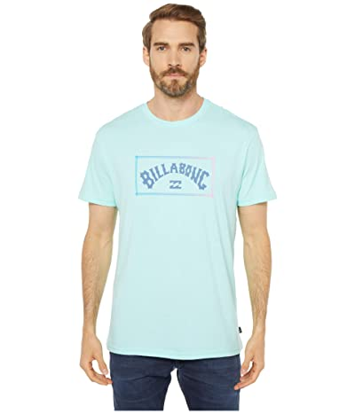 Billabong Arch Premium Short Sleeve T-Shirt (Spearmint) Men
