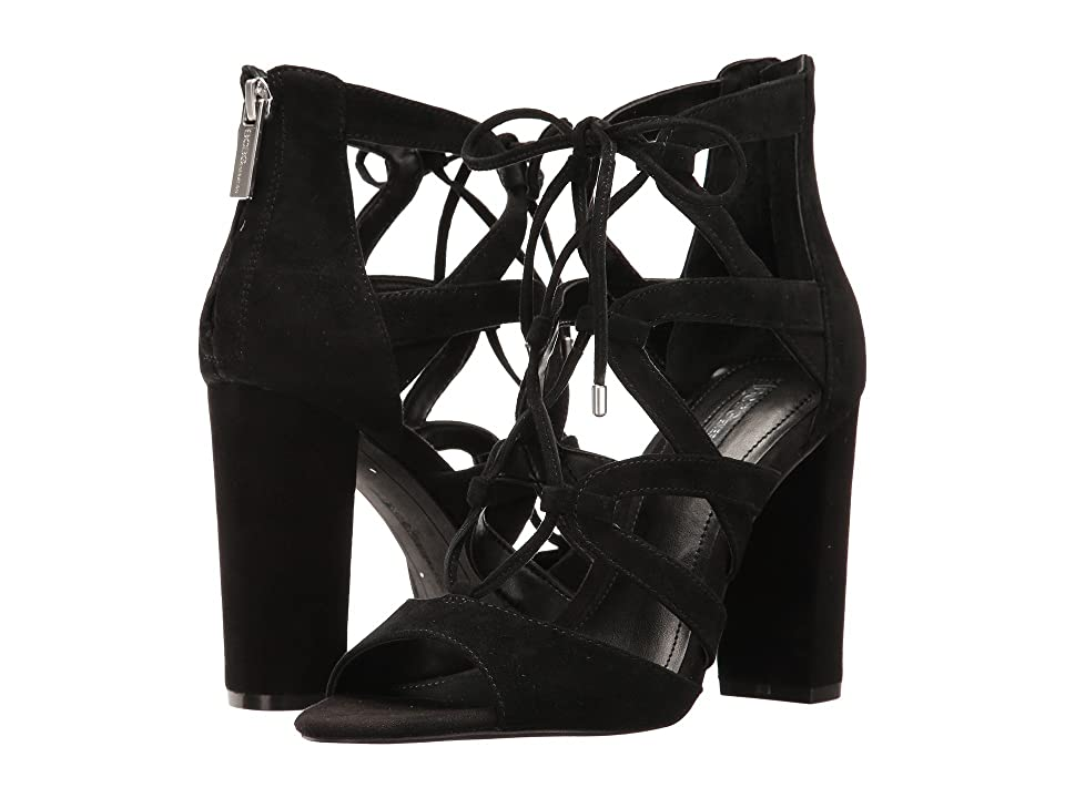 BCBGeneration Rameena (Black Lux Kid Suede) High Heels