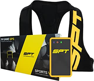SPT2 Sports GPS Tracker for Football, Soccer, Rugby, Lacrosse and Other Outdoor Team Sports