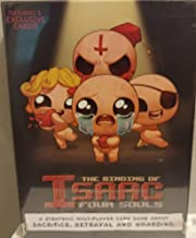 The Binding of Isaac Four Souls (Exclusive 3 Card Edition)