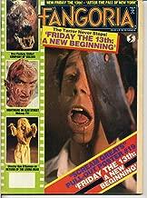 Fangoria Magazine 44 FRIDAY 13TH POSTER Barnabas JOHN SAXON Dark Shadows CURT SIODMAK Jonathan Frid THE BLACK ROOM May 1985 (Fangoria Magazine)