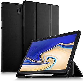 ELTD Funda Carcasa con portalápices para Samsung Galaxy Tab