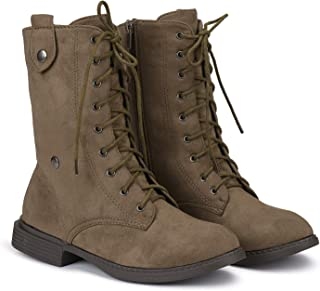 DEEANNE LONDON Women's Laces Boots