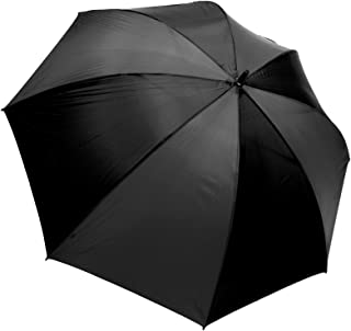 ProActive Sports Ultra-Lite Umbrella, Black/Grey, 62-Inch