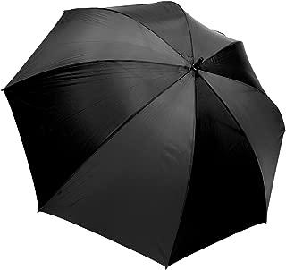 ProActive Sports Ultra-Lite Umbrella, Black/Grey, 62-Inch