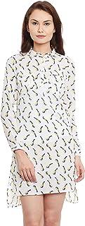 The Vanca Casual Shirt Dress For Women