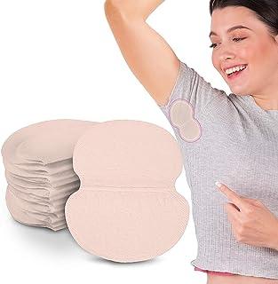 DELFINO Upgrade Largest Underarm Sweat Pads, Premium Armpit Sweat Pads Fight Hyperhidrosis for Men & Women, Armpit Underar...