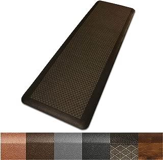 Kitchen Mat | Anti Fatigue Mat, 3/4 Thick | Ergonomically Engineered, Non-Slip, Waterproof | 20