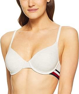 Tommy Hilfiger Women's T-Shirt Bra, Off-White (