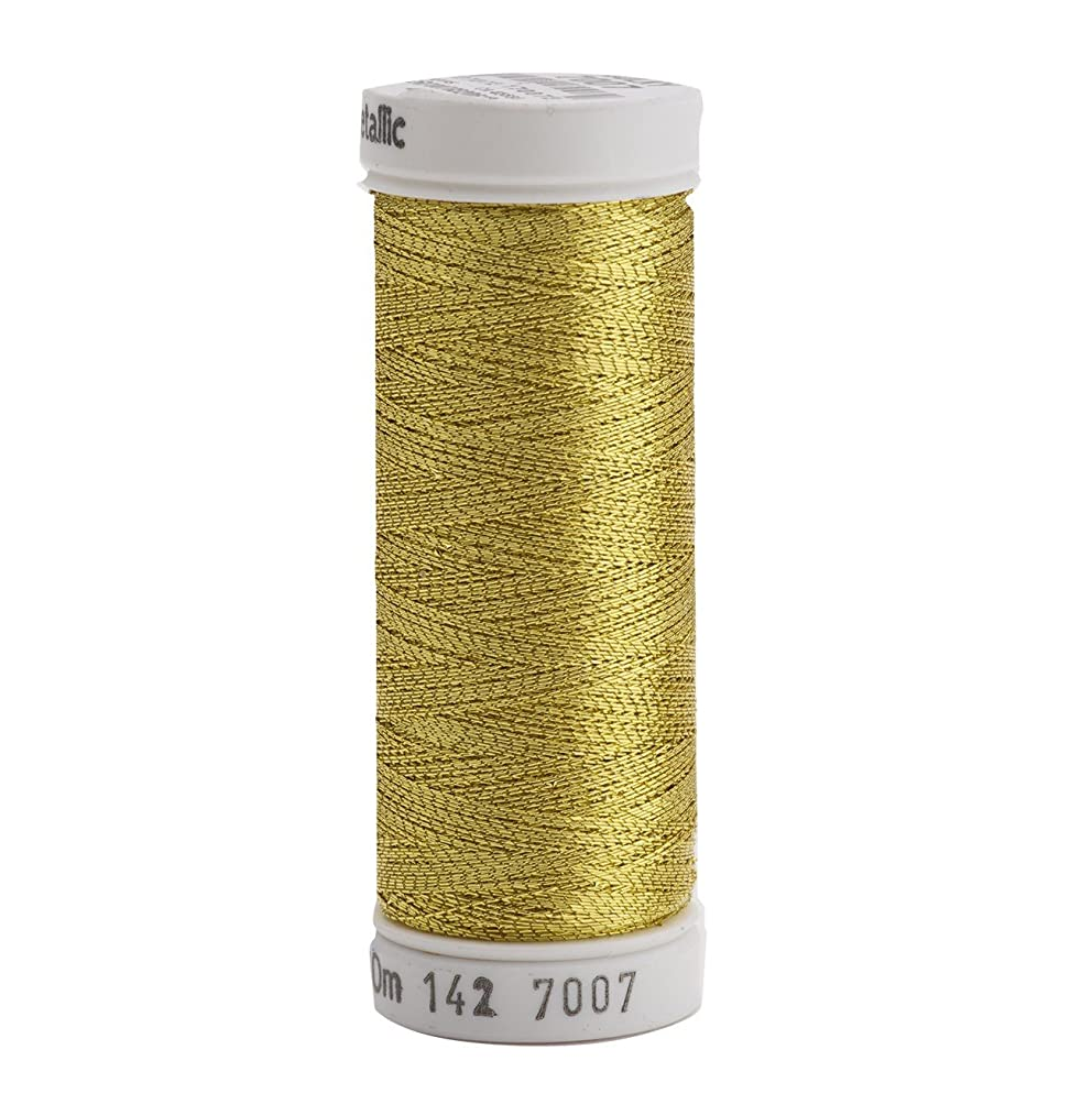 Sulky 142-7007 Metallic Thread, Gold