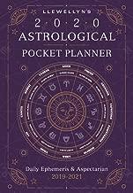Llewellyn's 2020 Astrological Pocket Planner: Daily Ephemeris & Aspectarian 2019-2021