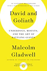 David and Goliath: Underdogs, Misfits, and the Art of Battling Giants Kindle Edition