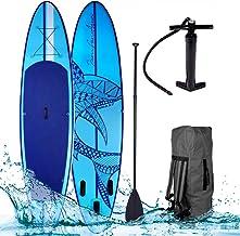 SUP Board Stand up Paddle Shark 13 Modelle zur Auswahl 7 Farben 300cm-320cm aufblasbar..