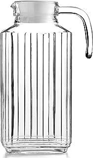 Martha Stewart Collection Glass Pitcher, 57 Oz.