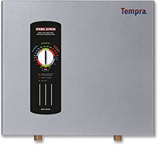 Stiebel Eltron 223424 240V, 1 Phase, 50/60 Hz, 24 kW Tempra 24 Whole House Tankless Electric Water Heater