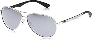 Ray-Ban Men's Carbon Fibre Sunglasses (pack of 1)